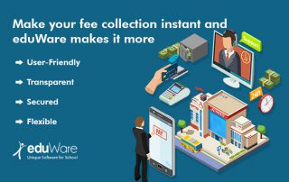 eduWare's Fee Collection Software