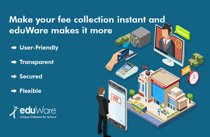 eduWare School Fee Collection Software